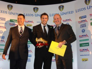 Member's Player of the Year Awards at Elland Road. May 2008